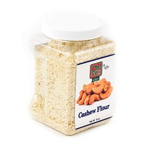 Flours & Meals 1 LB Jars - Oh! Nuts (Ground Cashews 2 Pack)