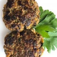 Lamb Apple Breakfast Sausage