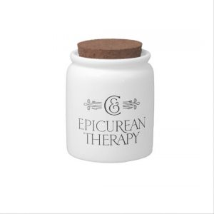 Epicurean Therapy Jar