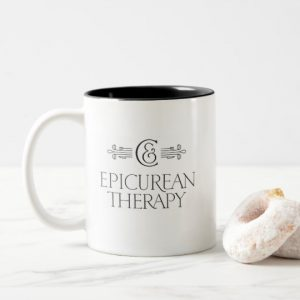 Epicurean Therapy Mug