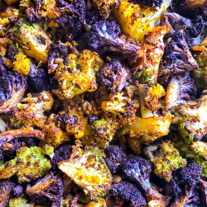 Roasted-cauliflower