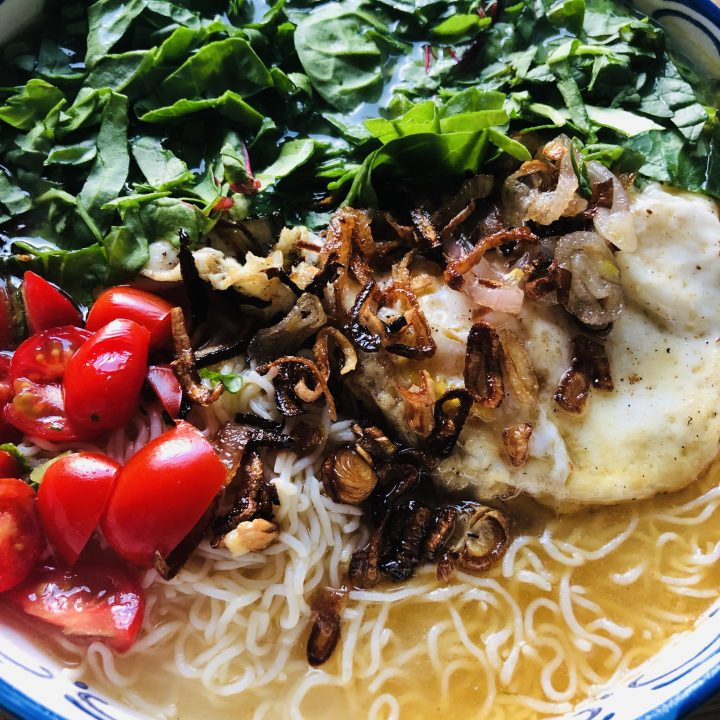 Shirataki Ramen Noodles